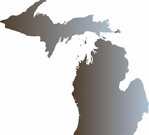 Small Michigan Clipart