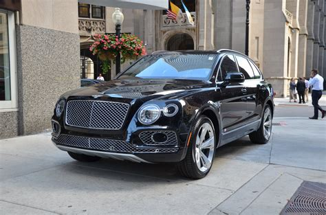 Gambar Mobil Bentley Bentayga by 2017 Bentley Bentayga Available For Test Drive Stock Gc