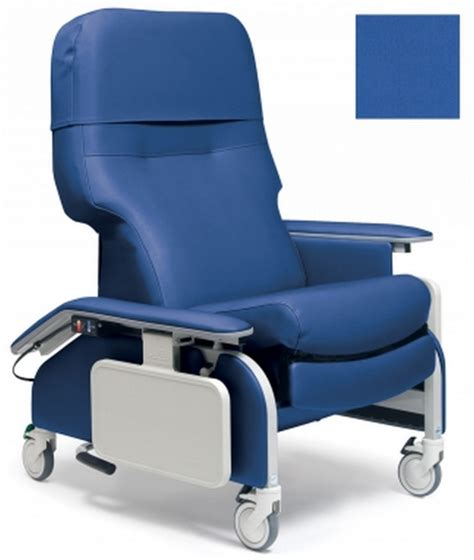 Clinical Care Geri Chair Recliner by Lumex Deluxe Clinical Care Geri Chair Recliner With Drop