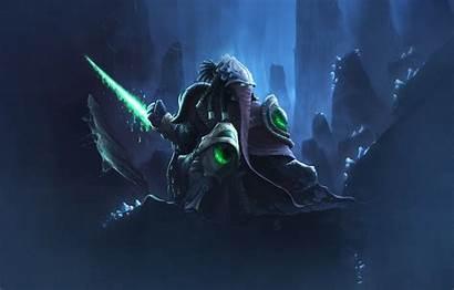 Protoss Starcraft Dark Zeratul Blizzard Wallpapers Templar