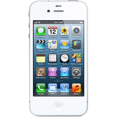 iphone 4 talk apple iphone 4 8gb white for talk no contract