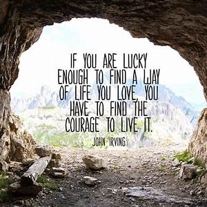 If you are luck... Find Luck Quotes