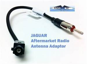 Jaguar Radio Wire Antenna Adapter Cable Plug 2000