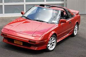 BaT Exclusive 58K Mile 1988 Toyota MR2 Supercharged