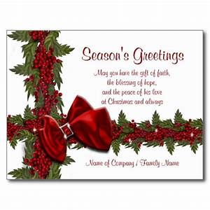 Holiday card quotes for businesses quotesgram for Company christmas card sayings
