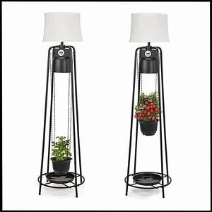 Catalina lighting glo gro 45 watt led grow light etagere for Led plant floor lamp