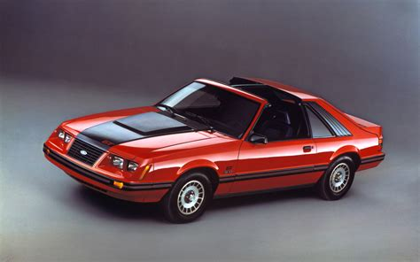 1984 Ford Mustang  Information And Photos Momentcar