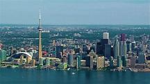 Toronto Aerial - YouTube