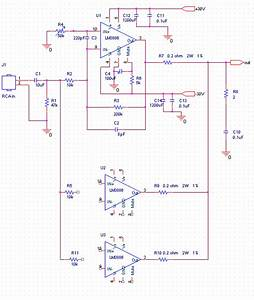 Lm3886 Done Right Schematic