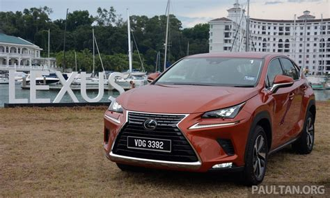 Lexus Nx 2019 by 2019 Lexus Nx 300 Range Officially Launched Now With