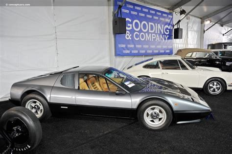 With the 380 horsepower from the 4400cc engine, the 365 gt4 bb had a top speed of around 180 mph, earning it the 'fastest car in the world' when it was. 1975 Ferrari 365 GT4 BB Chassis 18553