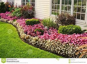 Garten Blumen Bilder : bunter blumengarten lizenzfreies stockfoto bild 23718745 ~ Whattoseeinmadrid.com Haus und Dekorationen
