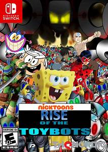 Image Nicktoons Rise Of The Toybots 2017 Idea