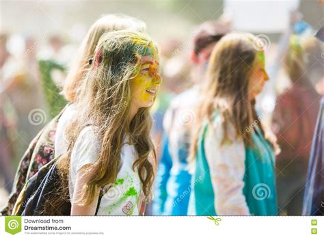 how do people celebrate programmer day in russia at the festival of paints editorial photo image 72853256