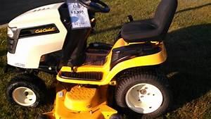 2012 Cub Cadet Lgt1054 - Lawn  U0026 Garden Tractors