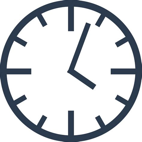 time clipart clipart simple clock