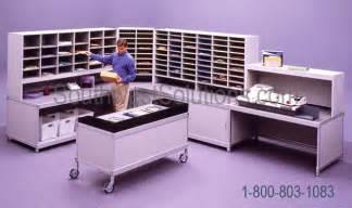 Cabinets Tulsa by Hamilton Sorter Adjustable Mail Shelves For Mailroom