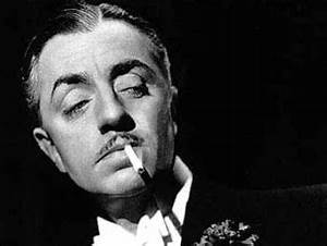 Booksteve Goes To The Movies: William Powell