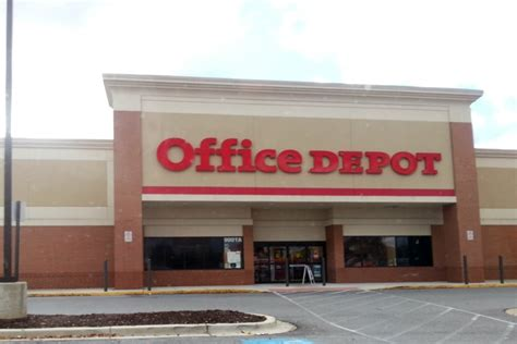 Office Depot Locations Near Me by Office Depot Closed Office Equipment 9001 Woody Ter