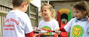 Children's Tennis Lessons | Teddy Tennis United States of ...