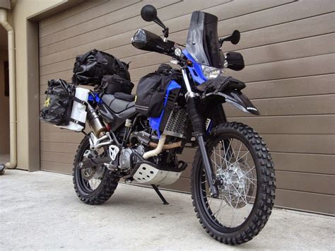 Yamaha Xt660r, The Unsung Adventure Bike
