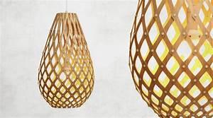 Pendelleuchte Aus Holz : design pendelleuchte koura aus holz von david trubridge ~ Lizthompson.info Haus und Dekorationen