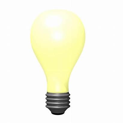 Bulb Bulbs Purepng Transparent Clipart Lamp Bright
