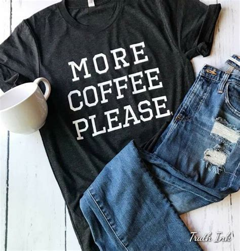 One of my many alter egos. More Coffee Please - Luv Cole Boutique