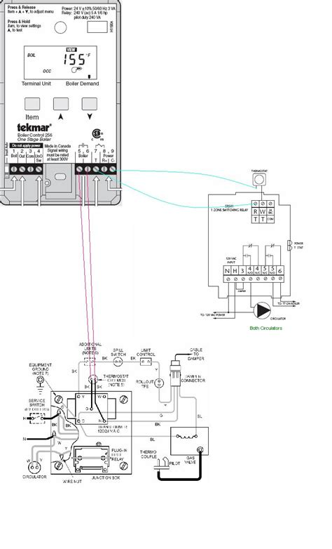 diagram taco 3 wire zone valve wiring diagram