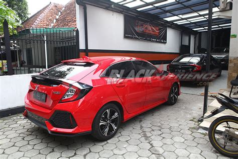Modifikasi Honda Civic Hatchback by Panduan Modifikasi All New Civic Hatchback Turbo Part Ii