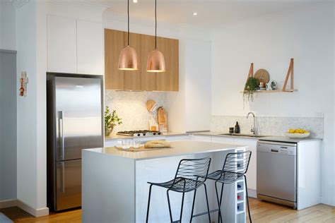 clean palette small kitchen design completehome