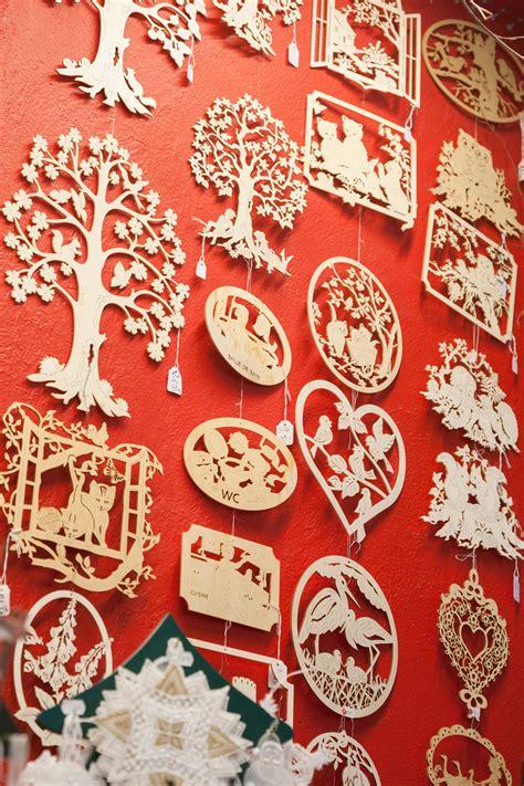 decoration de noel alsacienne d 233 coration de no 235 l alsace au cœur