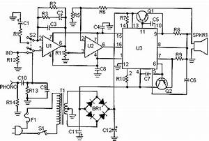electronic engineering project for technical study 50w With subwoofer amplifier