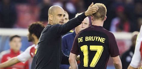 EPL 2016-17: Manchester City players grappling with Pep ...