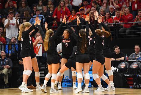 Nebraska Volleyball Scrimmage Provides First Glimpse Of