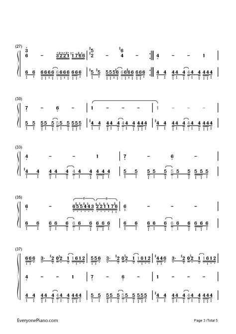 Free megalovania piano sheet music is provided for you. Megalovania-Undertale OST双手简谱预览-EOP在线乐谱架