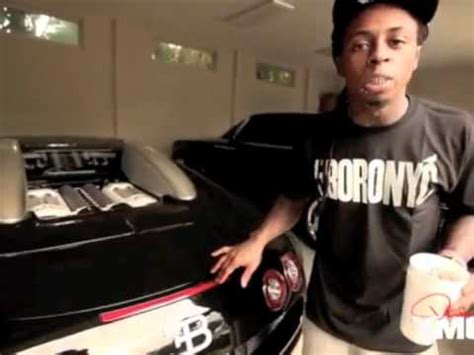 Lil Wayne Talking About His Bugatti Veyron Cringe