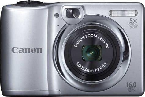 Canon Powershot A1300 Užitečné Informace Fotorádcecz