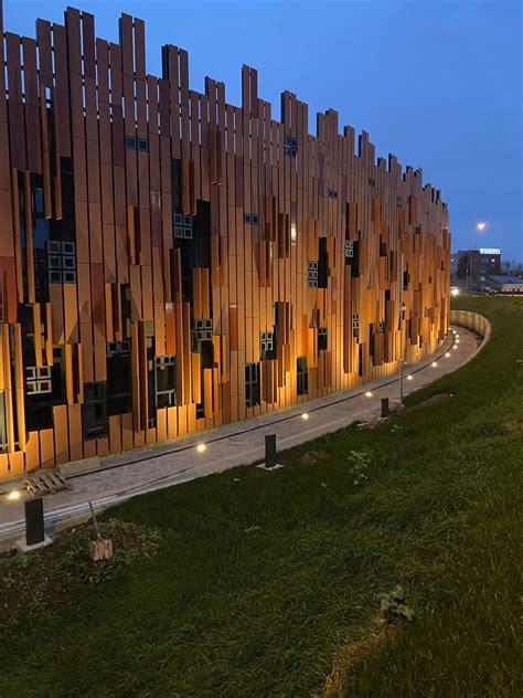Daugavpilī pabeigti Saules skolas kompleksa modernizācijas ...