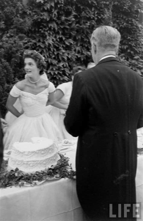 jacqueline bouvier johnf kennedy wedding