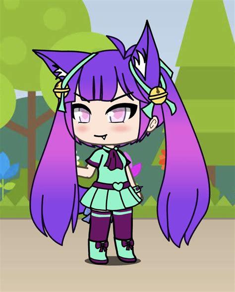 pin   orca  gacha life outfits anime wolf girl