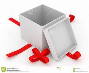 Boite Cadeau Vide Gifi : cadre de cadeau vide sur le fond blanc images libres de ~ Dailycaller-alerts.com Idées de Décoration