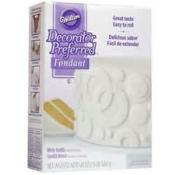 wilton decorator preferred fondant white 24 oz ebay