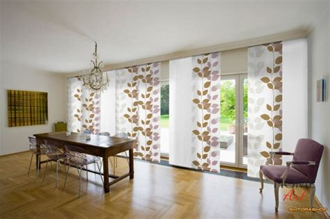 Japanese (panel System) Curtains
