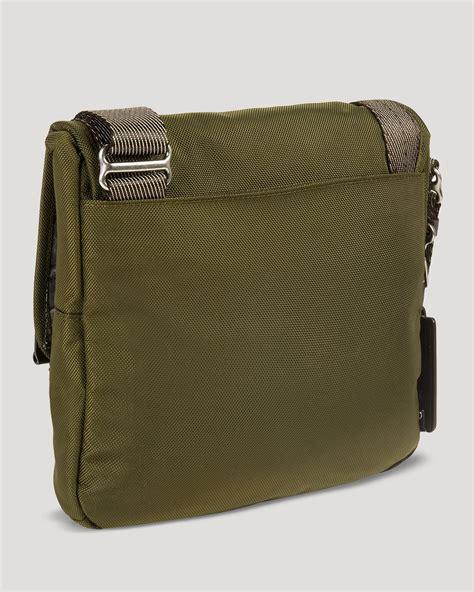 lyst tumi alpha bravo beale mini messenger bag  green