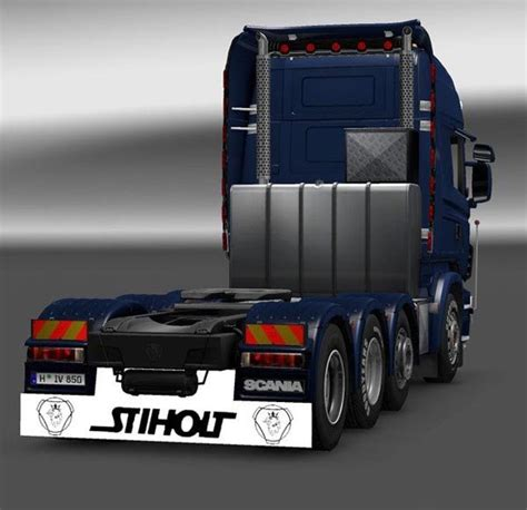 scania trucks mud flaps farming simulator   mods