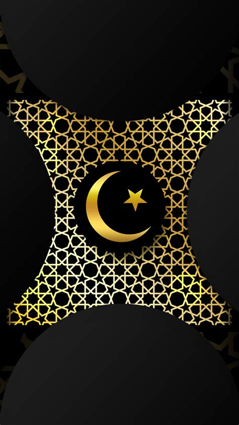 islam gold    hd phone wallpaper
