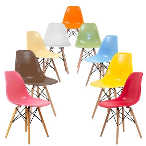 chaise design eames chaises eames