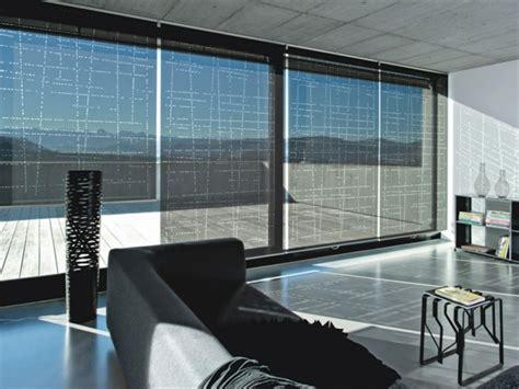 Sichtschutz Für Große Fenster by Jalousien Und Rollos Verzieren Die Fenster Und Bieten