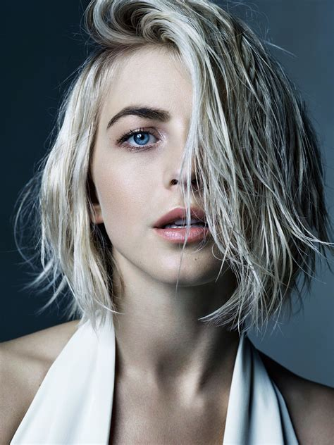 Julianne Hough - Photoshoot for Yahoo Style 2015 • CelebMafia
